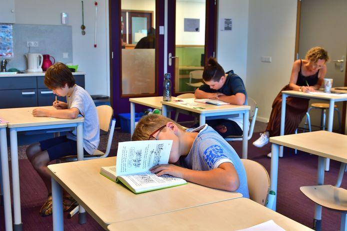 Alles lijkt weer bij het oude in het West-Brabantse basisonderwijs, zoals hier op De Kornalijn in Bergen op Zoom.