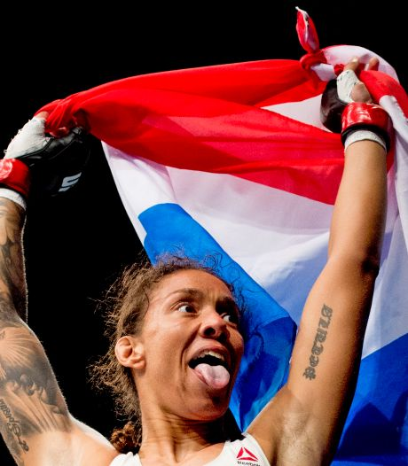 Op deze datum maakt Germaine de Randamie in New York haar UFC-rentree
