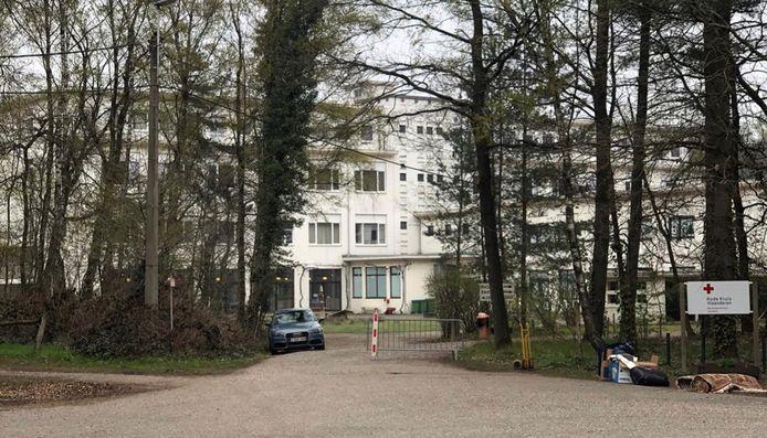 Het opvangcentrum Ter Dennen hypothekeert de cijfers in Lanaken.