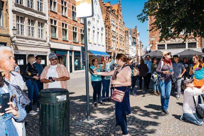 Sfeerbeelden uit Brugge