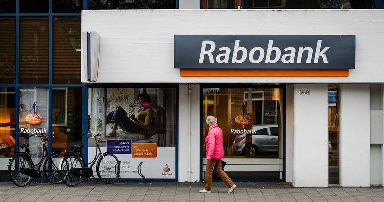 Rabobank is een van oorsprong Nederlandse bank. Beeld ANP