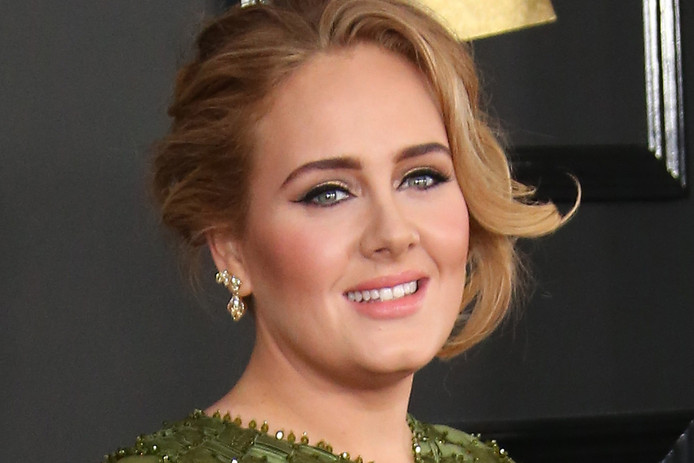 Adele, il y a quelques années.