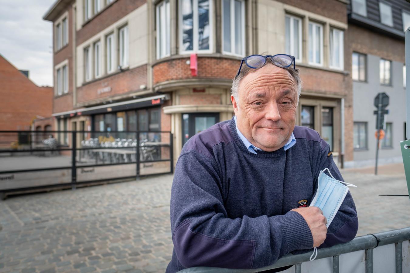 WILLEBROEK Viroloog Marc Van Ranst wordt geen ereburger van Willebroek.