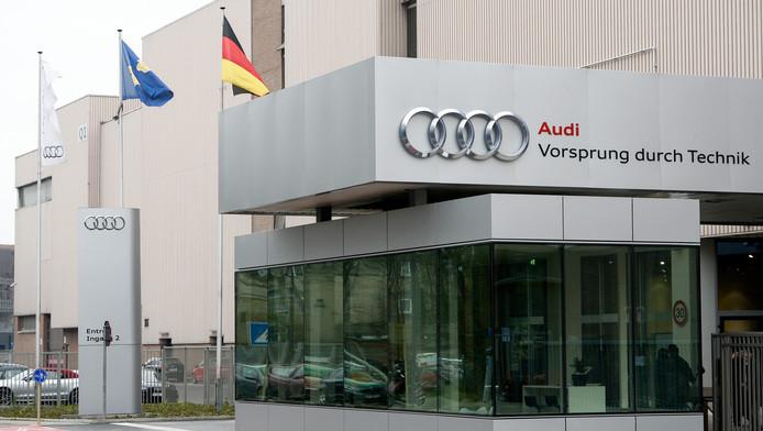 L'Audi A1 laisse place à l'e-tron à Forest.