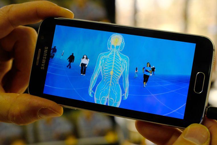 Een reis door de hersenen in 'virtual reality'