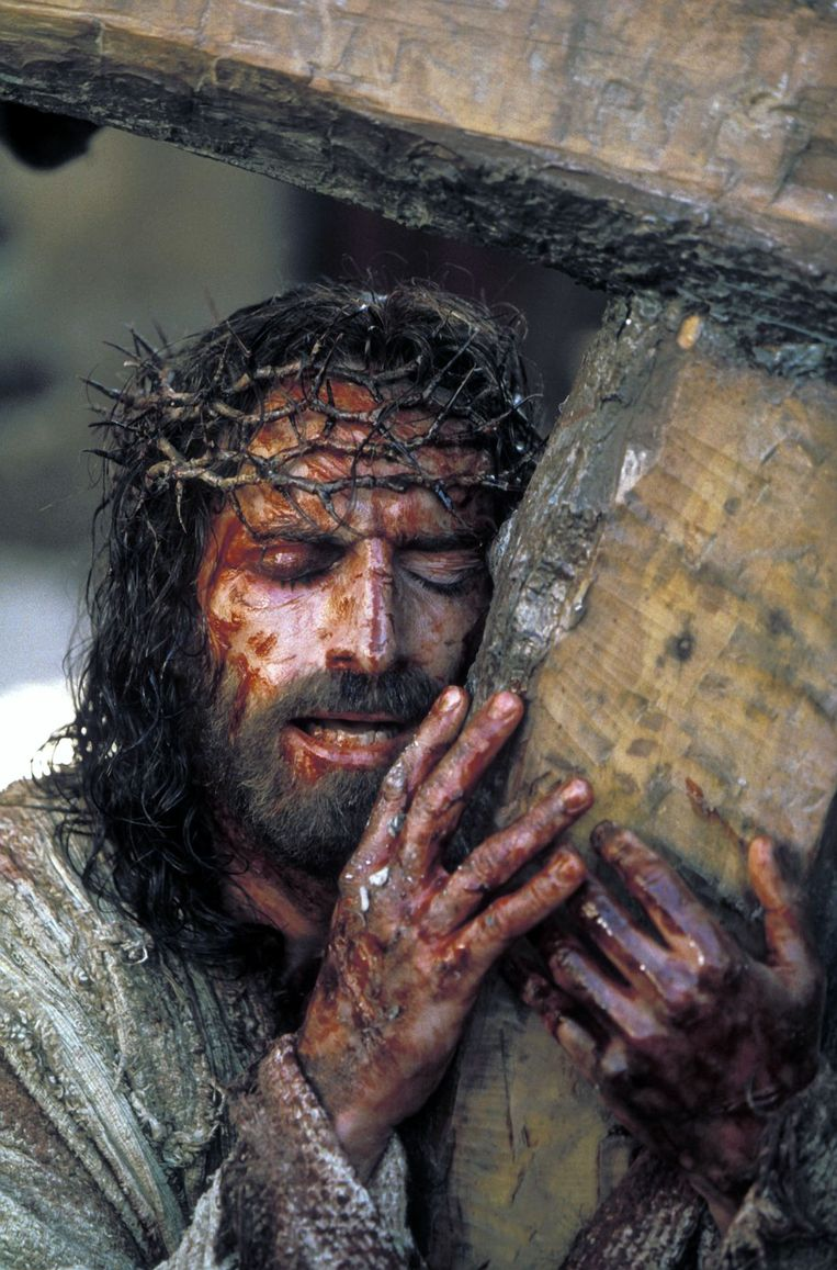 THE PASSION OF THE CHRIST (2004) - JIM CAVIEZEL. Credit: ICON DISTRIBUTION INC. / ANTONELLO, PHILIPPE / Album Beeld Imageselect