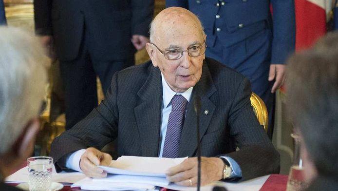 Le septennat du président actuel, Giorgio Napolitano, 87 ans, s'achève le 15 mai.