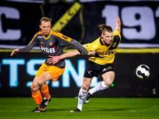 NAC opent Bredase carnaval met 1-0-zege op FC Volendam
