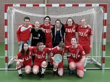 Eerste hoofdklassetitel zaalvoetbalsters Totelos