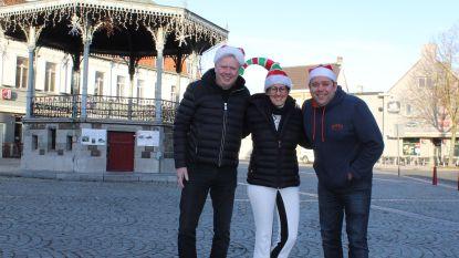 Toch kerstevent op Markt Aalter: Café Kiosk zorgt voor après-ski, winterbarbecue en pak optredens
