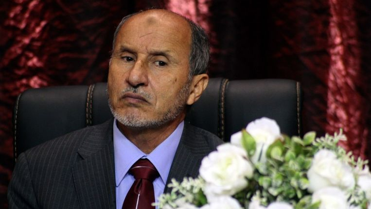 Mustafa Abdel-Jalil Beeld afp
