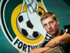 Zian Flemming jaagt vrijdagavond op kansen tégen PEC Zwolle, tot zijn eigen verrassing