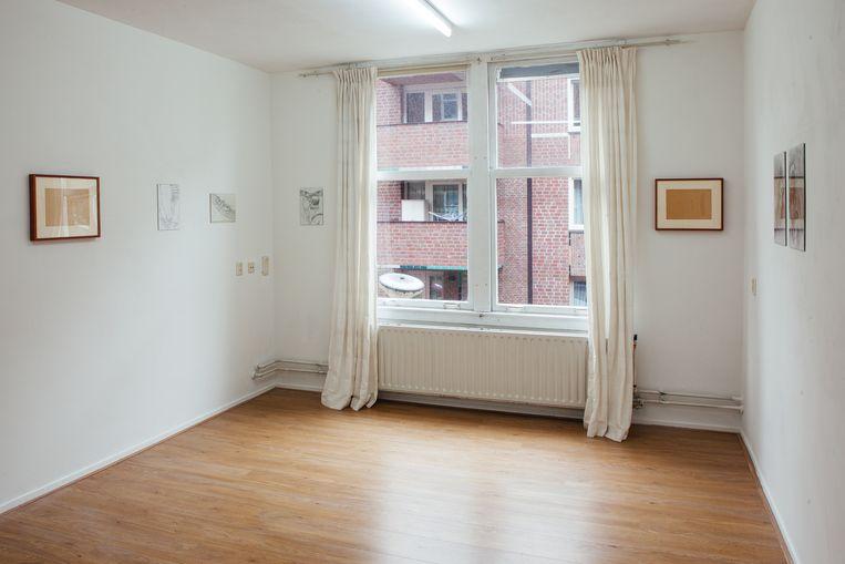 In de expositie Late Bloomer zijn werken van Josefina Anjou, Niklas Büscher en A.R. Penck te zien. Beeld @diegodp