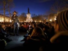 """""""Nuit debout"""": une interpellation et deux policiers légèrement blessés"""