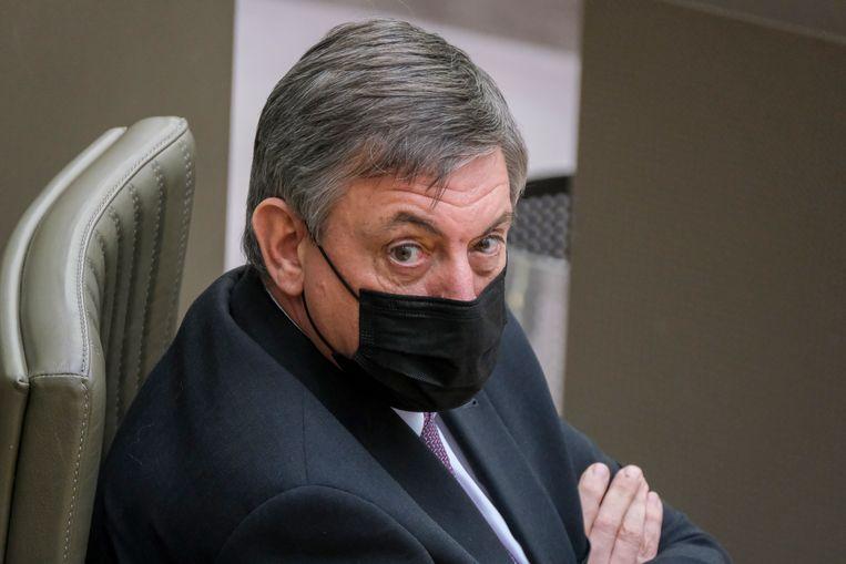 Vlaams minister-president Jan Jambon. Beeld BELGA