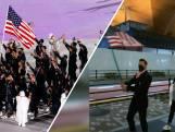 Amerikaanse atletiekploeg loopt eigen openingsronde