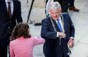 Jan van Zanen werd vorige week tijdens een buitengewone raadsvergadering in het stadhuis beëdigd als burgemeester van Den Haa