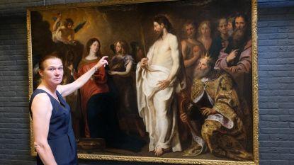 De Triomferende Christus blinkt weer