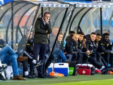 NAC-trainer Steijn over kans op plek twee: 'Je weet het nooit, maar wij richten ons volledig op de play-offs'