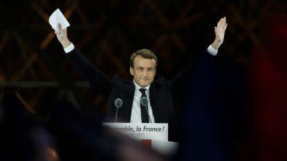 Financierde Lyon deel van kiescampagne Macron? Parket opent onderzoek