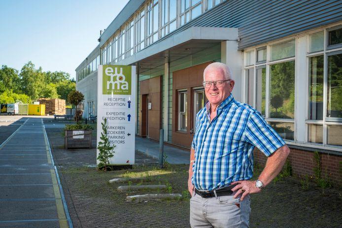 Parkmanager Peter Kwakkel voorziet een hoop nieuwe werkgelegenheid door de grote uitbreiding van het bedrijventerrein.