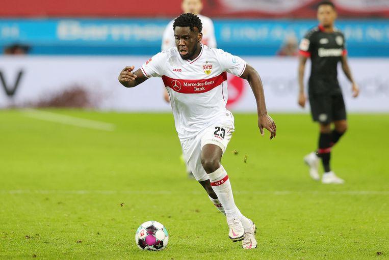 Orel Mangala (VfB Stuttgart). Beeld Photo News