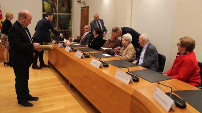Jubilarissen en eeuwelingen in Knesselare doen goede zaak aan fusie