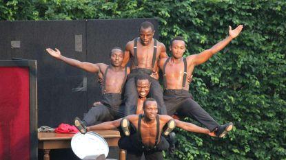 Parktheaterfestival programmeert Afrikaanse topact