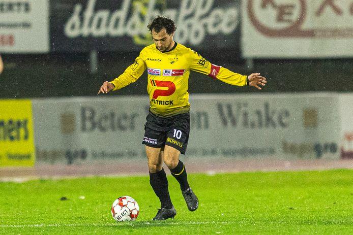 KSVO-aanvoerder Jesse Martens zal komende zomer aan zijn dertiende seizoen in het shirt van de geelhemden beginnen.