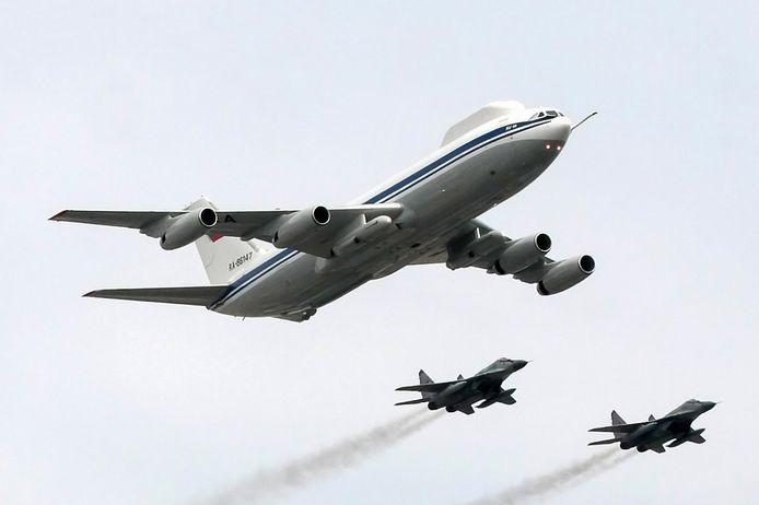 De Iljoesjin Il-80 fungeert momenteel als Doomsday-vliegtuig in Rusland.