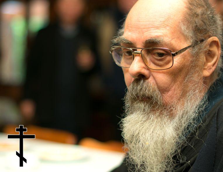 Archimandriet Thomas overleden