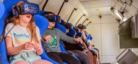 Virtuele ruimtereis met André Kuipers moet kinderen bewust maken van kwetsbaarheid aarde