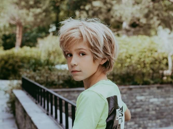 """Matteo Marivoet (10) is een internationaal topmodel: """"In China denken ze dat ik een god ben"""""""