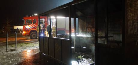Na meerdere brandjes slaan politie en gemeente handen ineen tegen verveelde jeugd in 't Harde