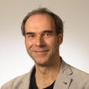 Leo de Groot, fractievoorzitter van de Partij voor de Dieren in Arnhem.