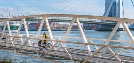 Een rondje fietsen langs Rotterdam en Dordrecht: afwisseling van stad en natuur