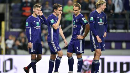 Geen al te positieve herinneringen: Anderlecht meer dan eens uitgeschakeld door een 'kleintje' in de beker