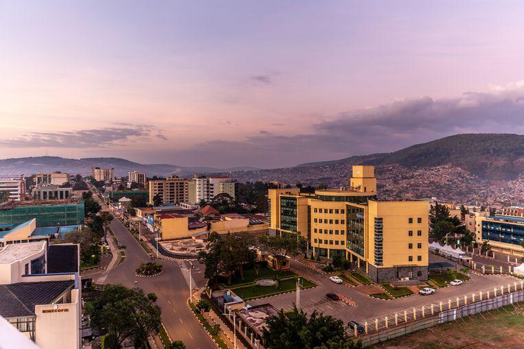 Rwanda, het schoonste land van Afrika. Beeld Noël van Bemmel