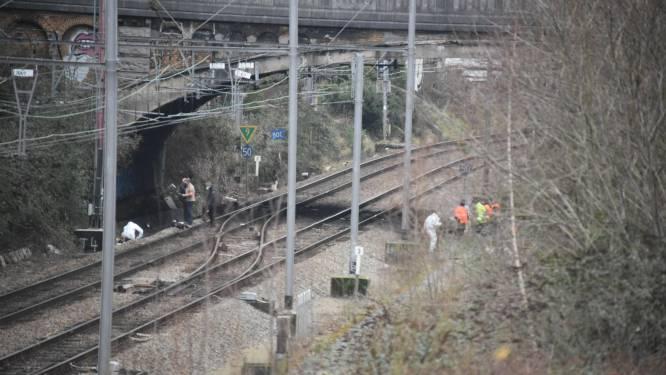 Lichaam gevonden in Jette. Treinverkeer tussen Brussel-Noord en Jette ligt stil