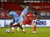 Samenvatting   Jong PSV sluit seizoen als beste beloftenploeg af met knap punt bij Almere City