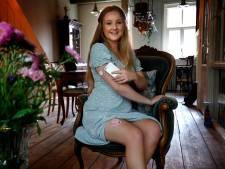 Talitha (24) vlogt openhartig over haar diabetes: 'Die pomp mag je best zichtbaar dragen, dát wil ik laten zien'