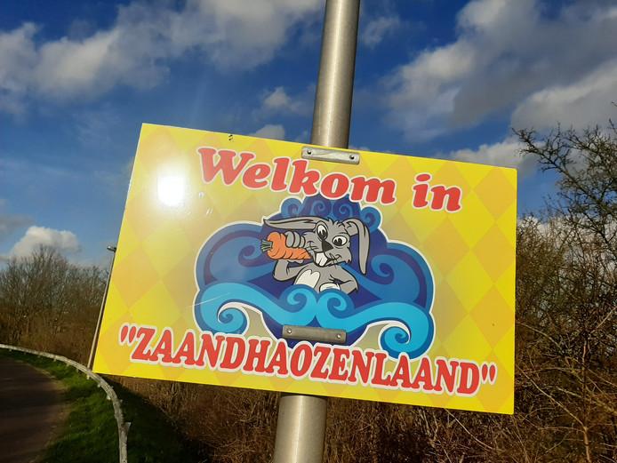 Kombord carnaval Elshout Zaandhaozenlaand