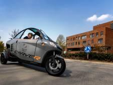 Auto, scooter of motor? De hippe Carver voelt als een kermisattractie
