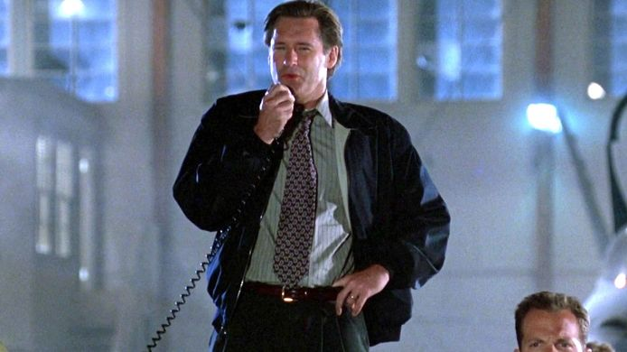 Bill Pullman in Independence Day.