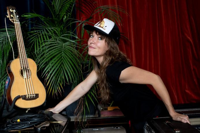 Singer-songwriter Marike Jager.