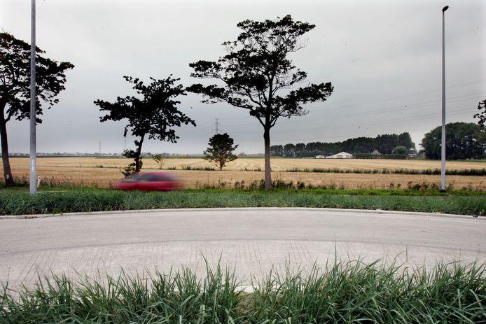 Aan de Blankenbergse Steenweg zou het nieuwe stadion van Cercle Brugge moeten komen.