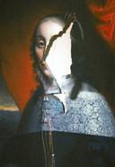 Maria Braets-Van der Graeff door Jacobus Levecq.