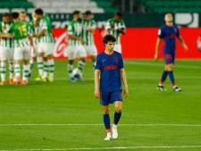 Meevaller voor Koeman na nederlaag in El Clásico: Atlético laat punten liggen bij Real Betis
