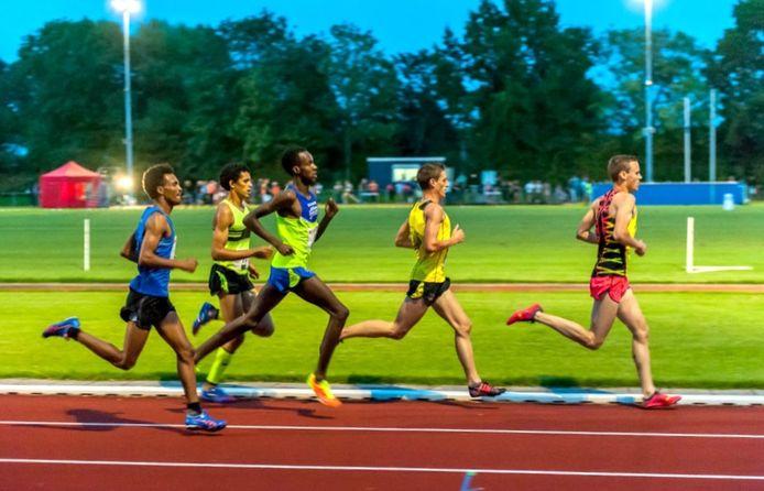 Goes on Track wordt staat dit jaar weer op de atletiekkalender.