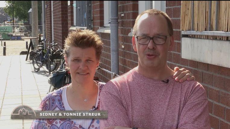 Screenshot uit Steenrijk Straatarm SBS6.  Beeld SBS6